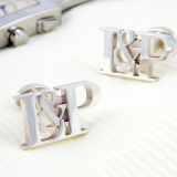 Personalised cufflinks now available