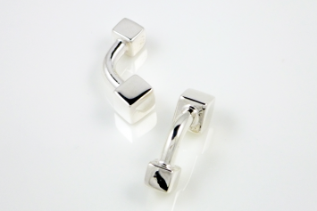 Dumbbell_cube_cufflinks_side_back