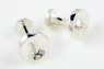 Halo_circle_cufflinks_front