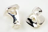 Square Halo Cufflinks